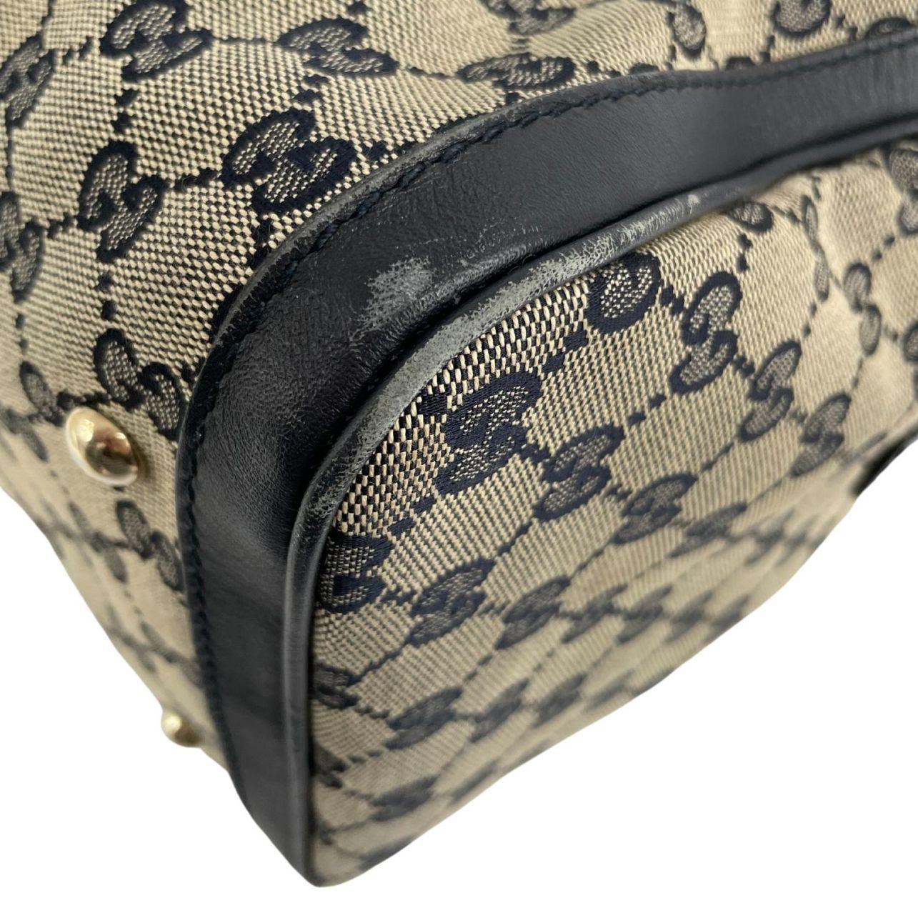 Bolsa Gucci Boston Mão