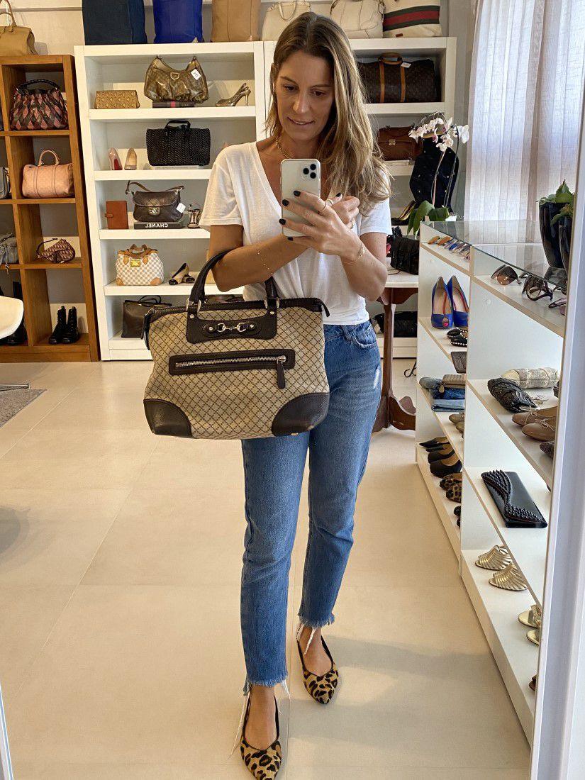 Bolsa Gucci Catherine Tote