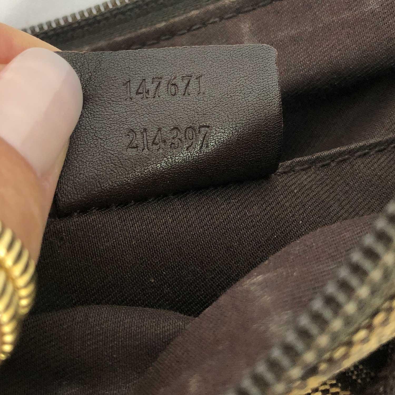 Bolsa Gucci Crossbody Marrom