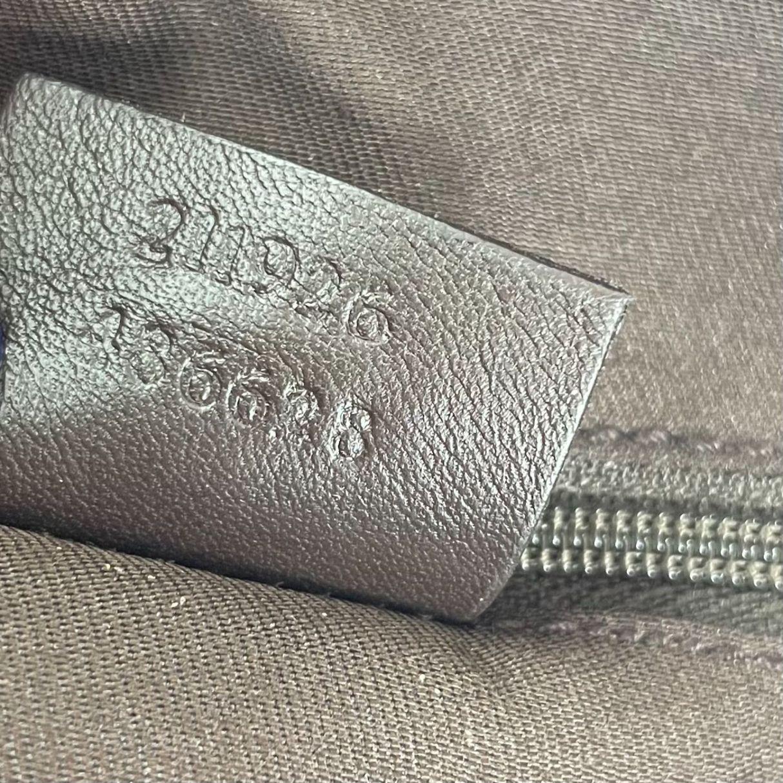 Bolsa Gucci Crystal Horsebit
