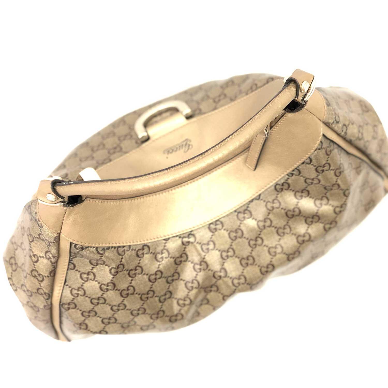 Bolsa Gucci D Gold Metallic