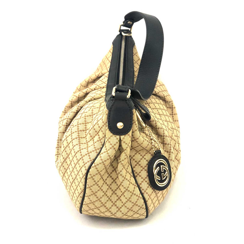 Bolsa Gucci GG Canvas Sukey Hobo