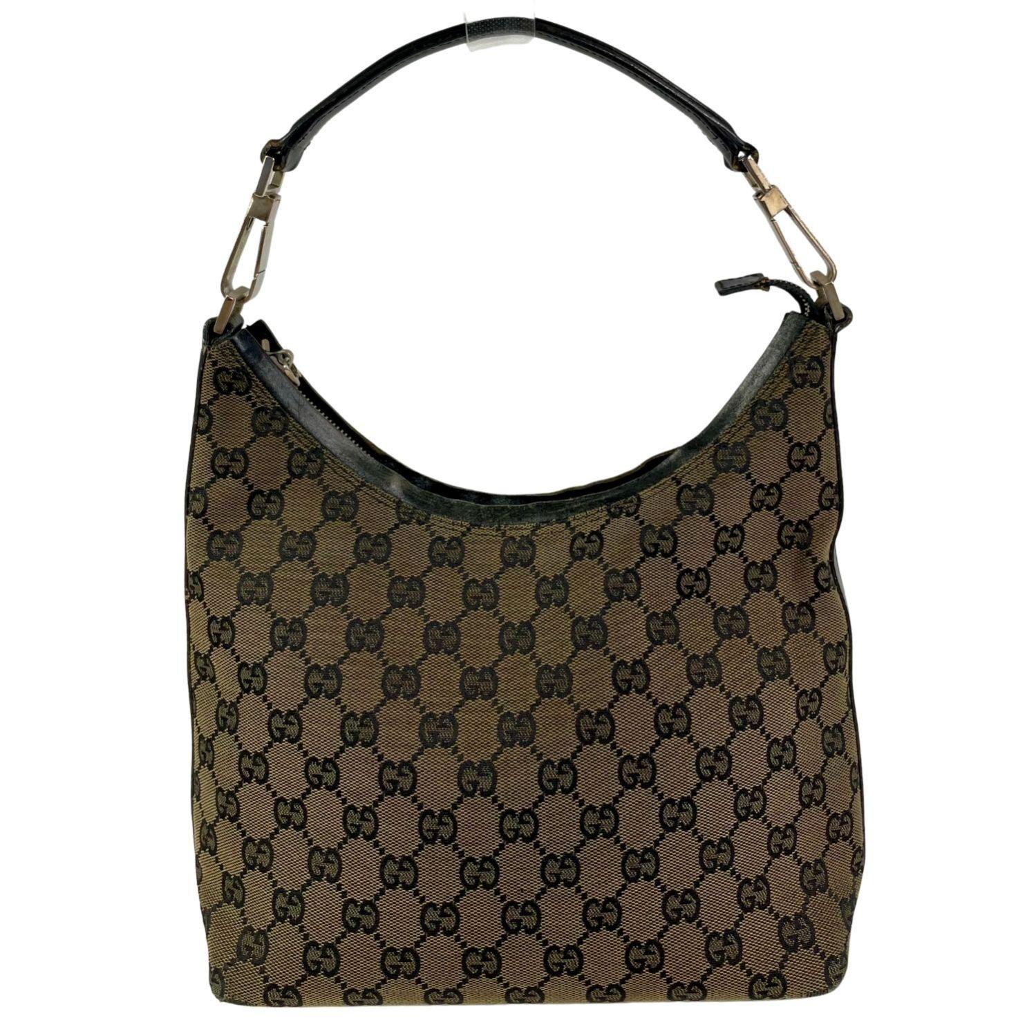 Bolsa Gucci GG Hobo Monograma