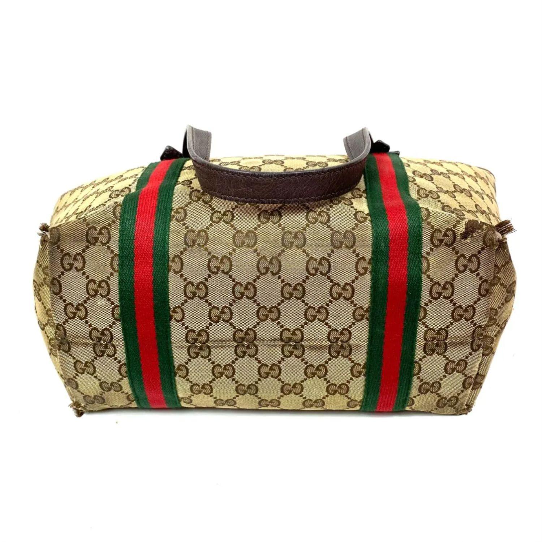 Bolsa Gucci GG Jolicoeur Tote Monograma
