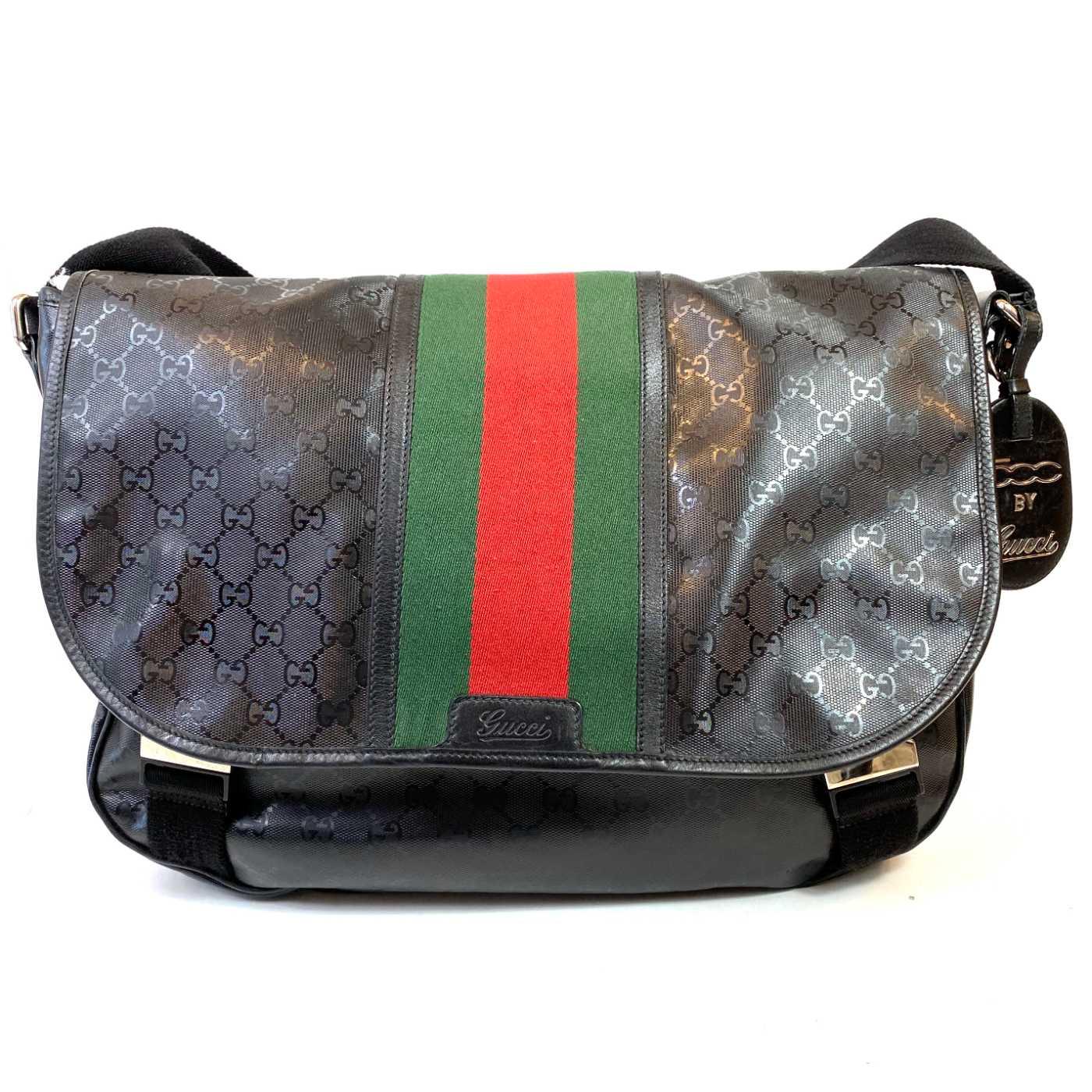 Bolsa Gucci Imprime 500 Messenger