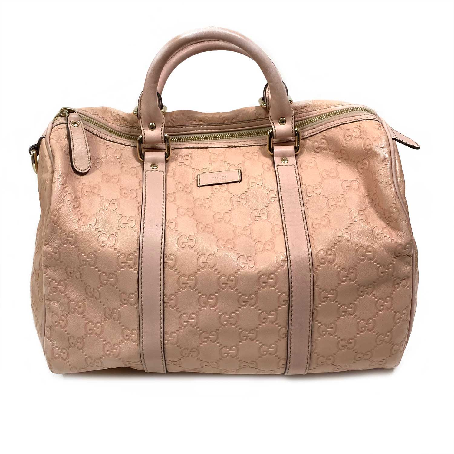 Bolsa Gucci Joy Boston Rosa