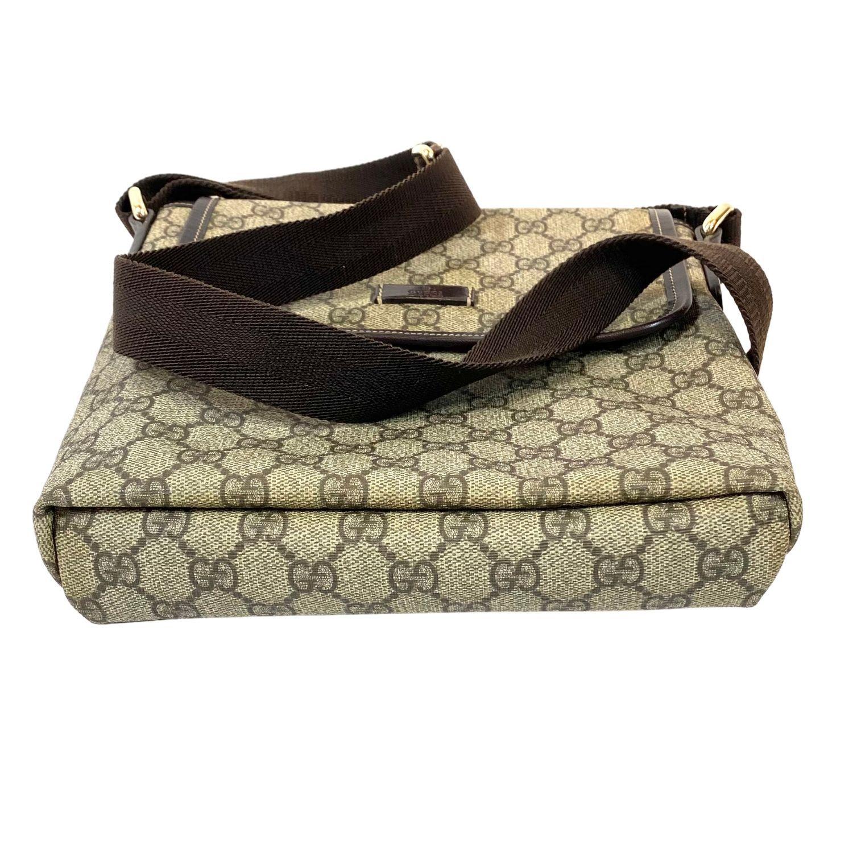 Bolsa Gucci Messenger GG Plus Monograma
