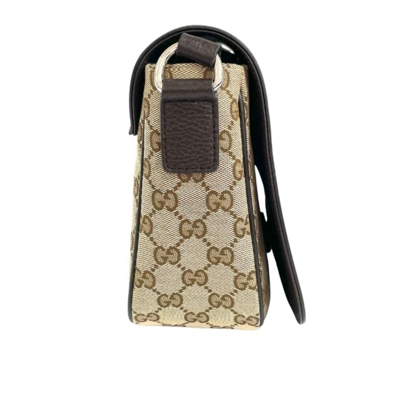Bolsa Gucci Messenger Monograma Crossbody