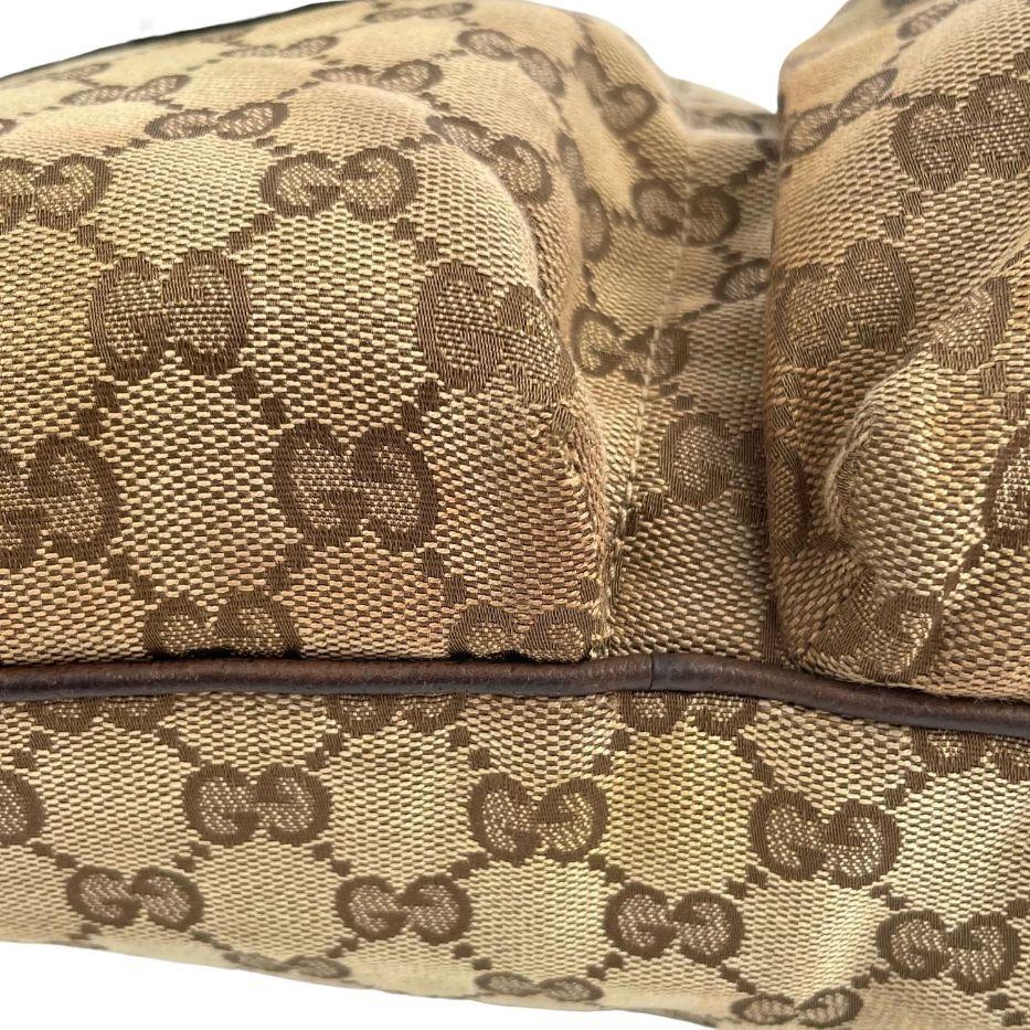 Bolsa Gucci Messenger Web GG