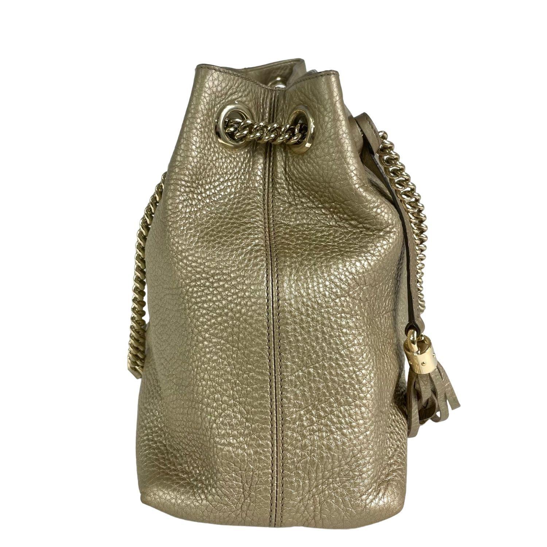 Bolsa Gucci Soho Chain