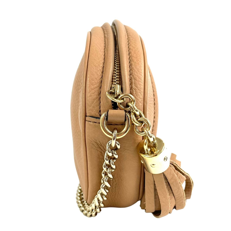 Bolsa Gucci Soho Chain Mini