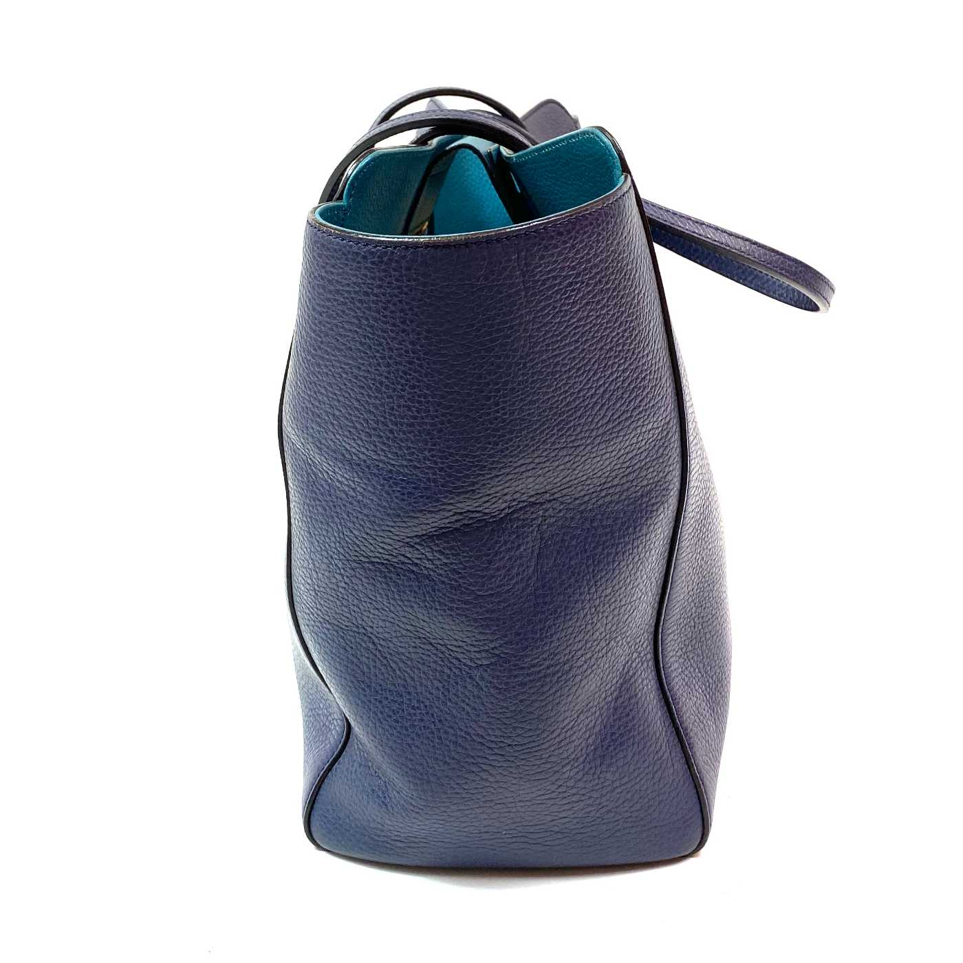 Bolsa Gucci Swing Azul