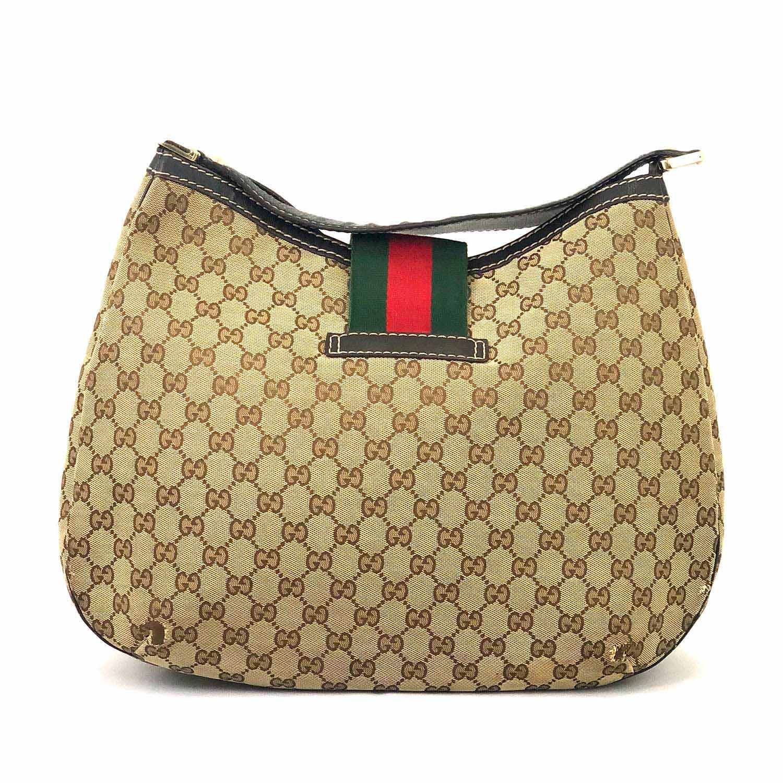 Bolsa Gucci Taurillon Monograma