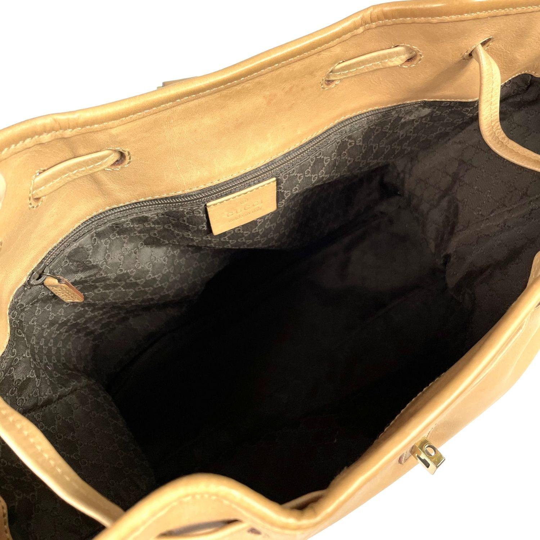 Bolsa Gucci Vintage Bucket