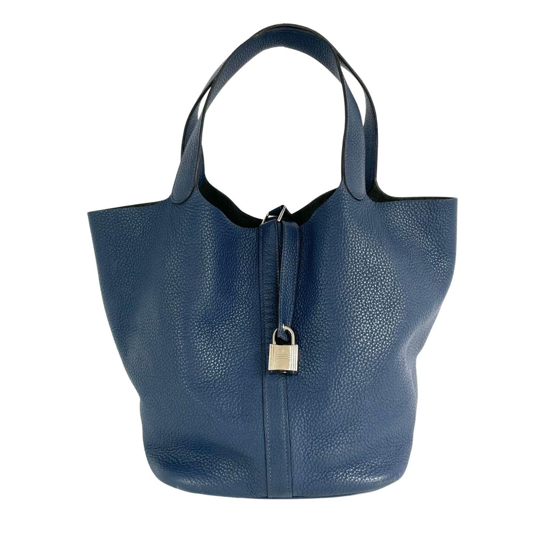 Bolsa Hermès Clemence Picotin