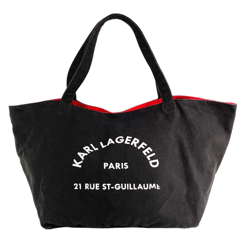 Bolsa Karl Lagerfeld Tote Rue St Guillaume
