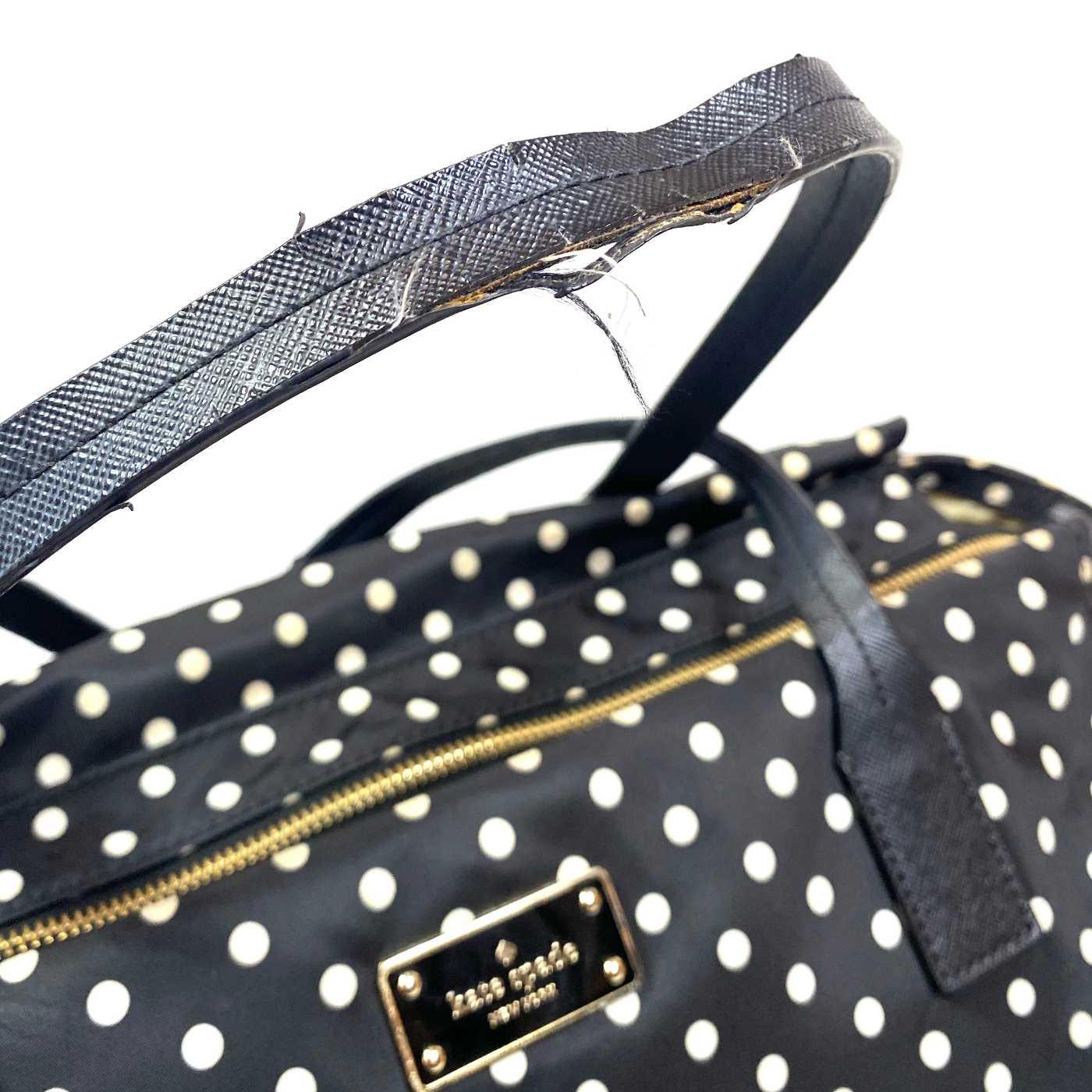 Bolsa Kate Spade Diaper Bag Poá