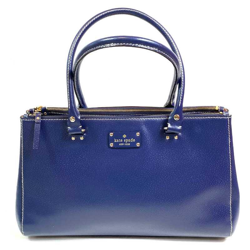 Bolsa Kate Spade Wellesley Martine Azul