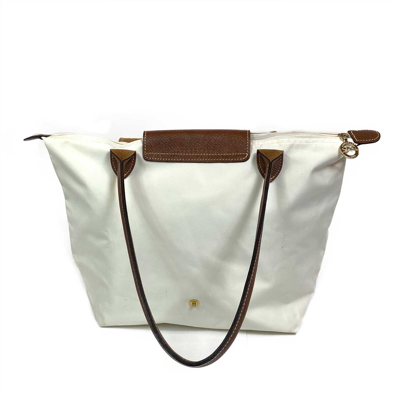 Bolsa Longchamp Offwhite