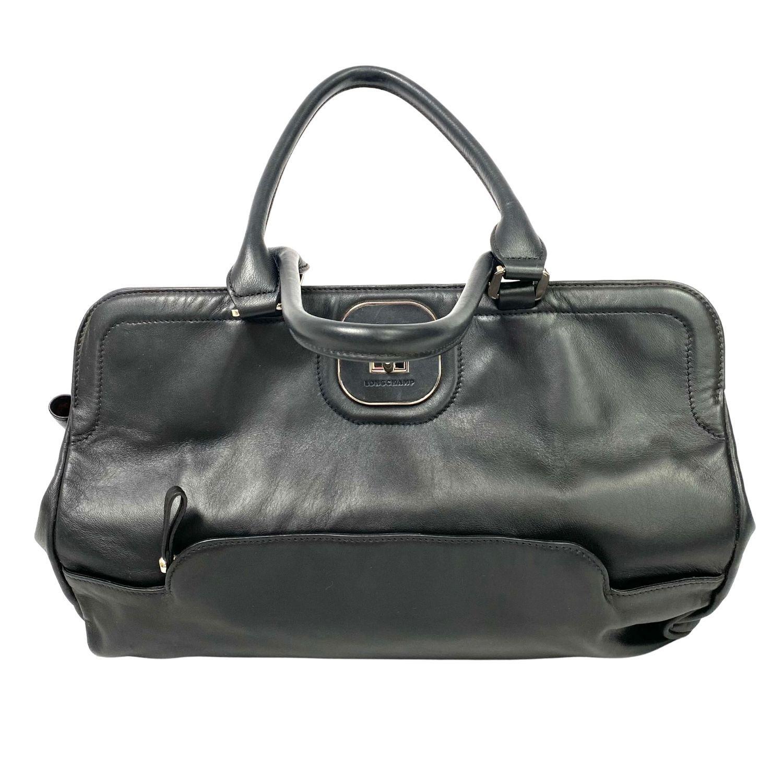 Bolsa Longchamp Tote Preta