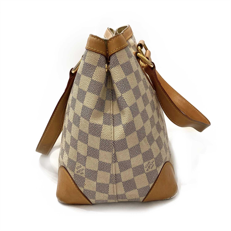 Bolsa Louis Vuitton Hampstead Damier Azur