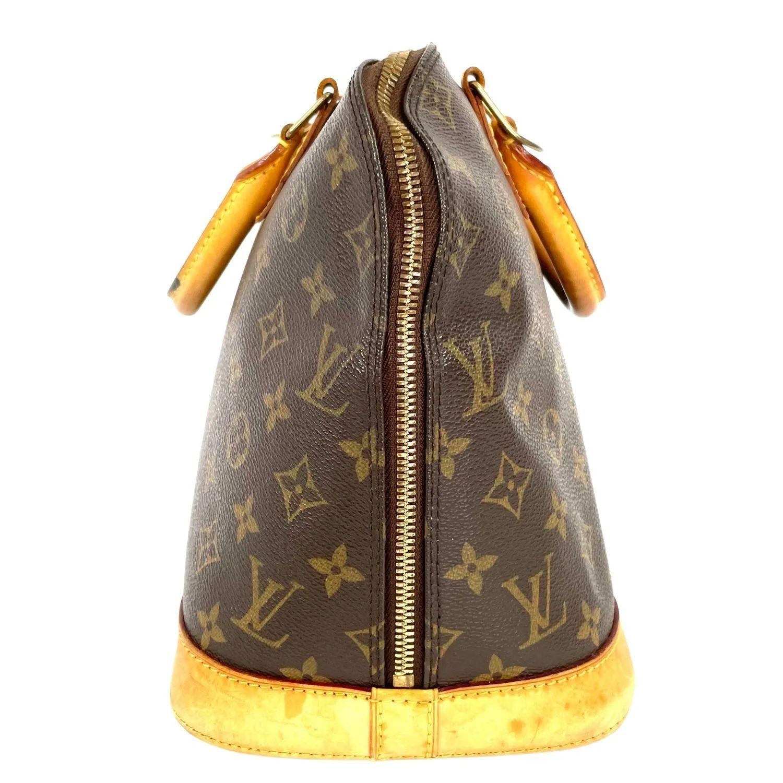 Bolsa Louis Vuitton Alma Monograma