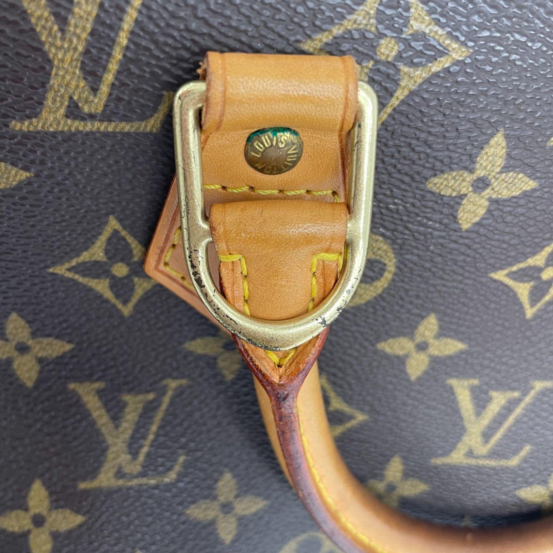 Bolsa Louis Vuitton Alma PM Monograma