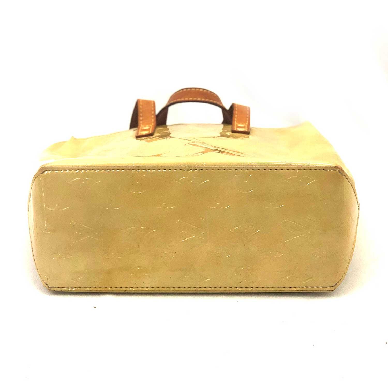 Bolsa Louis Vuitton Amarela Mini