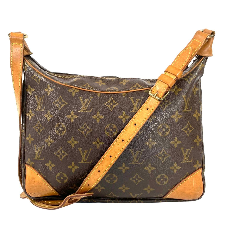 Bolsa Louis Vuitton Boulogne 30 Monograma