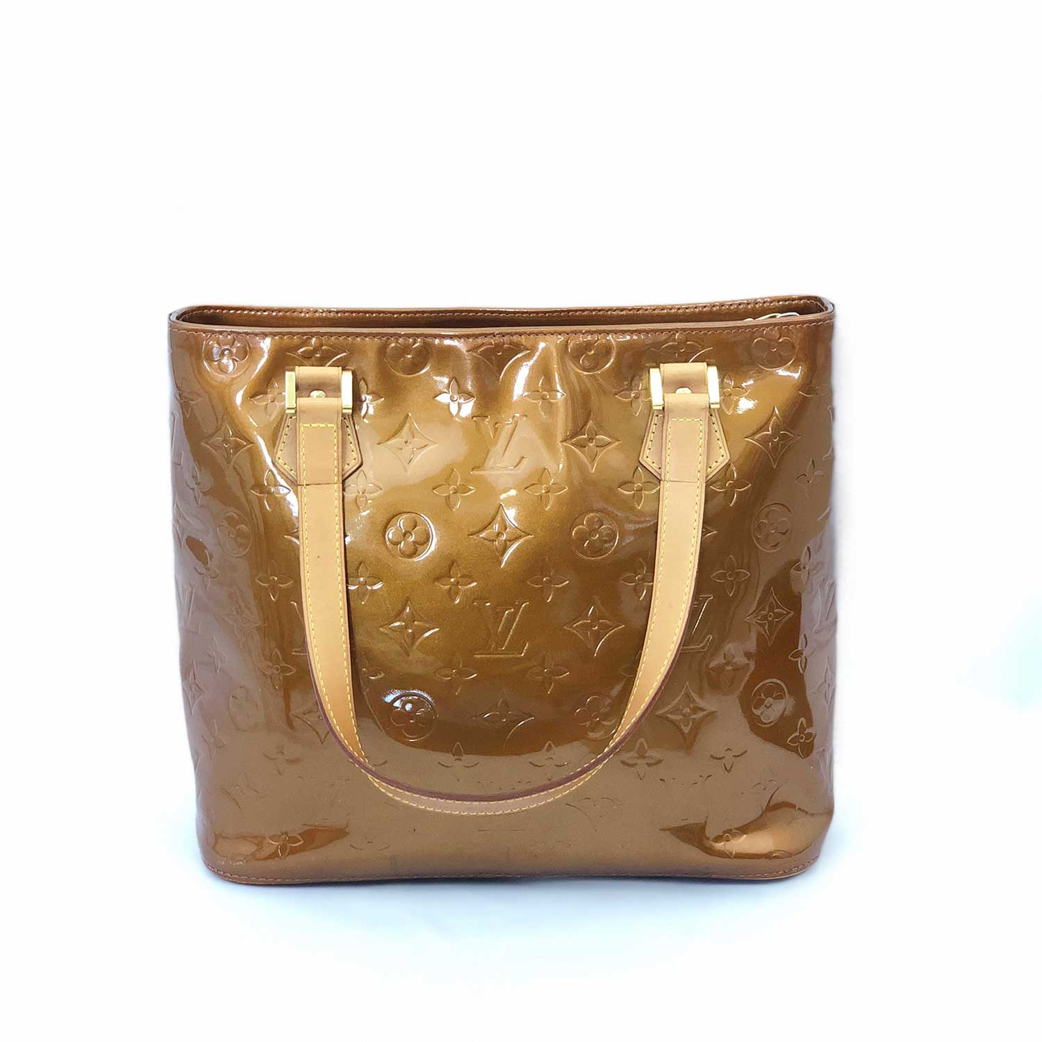 Bolsa Louis Vuitton Houston Dourada
