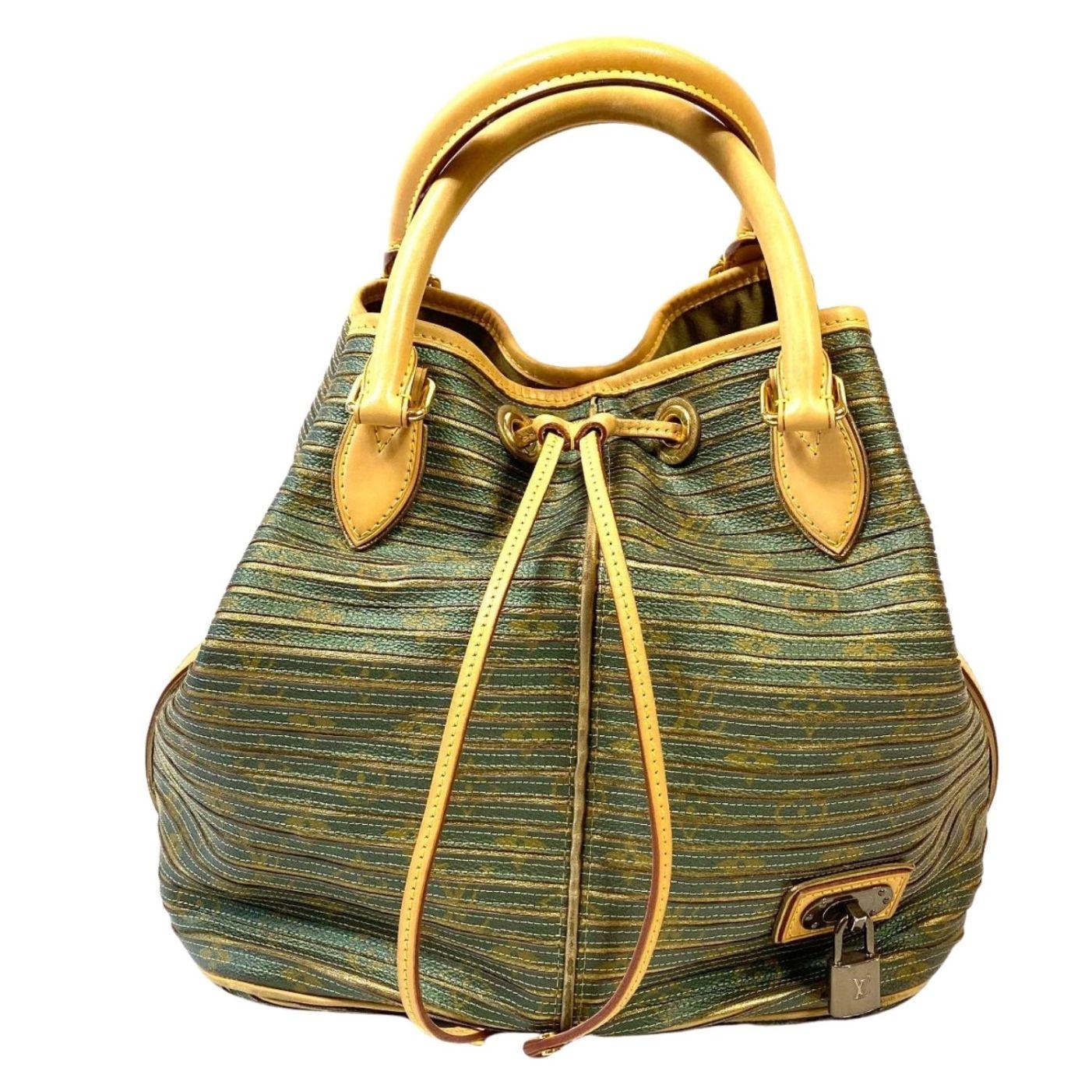 Bolsa Louis Vuitton Eden Neo Verde
