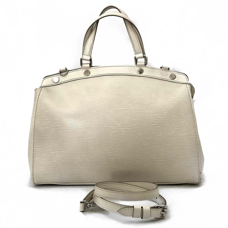 Bolsa Louis Vuitton Brea Epi Offwhite
