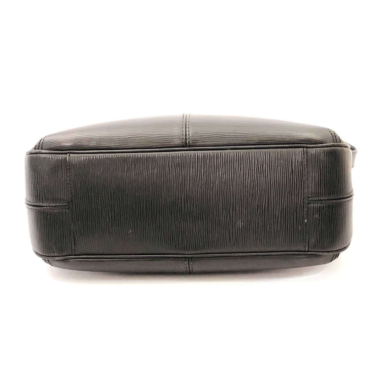 Bolsa Louis Vuitton Epi Preta Zíper