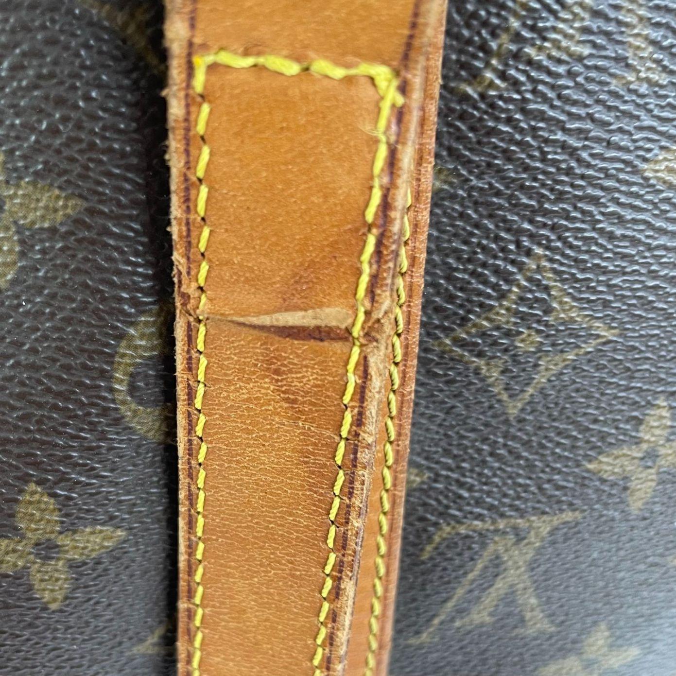 Bolsa Louis Vuitton Flanerie 45 Monograma