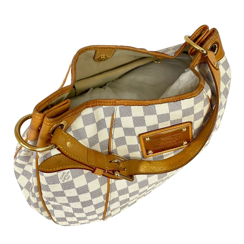 Bolsa Louis Vuitton Galliera GM Damier Azur