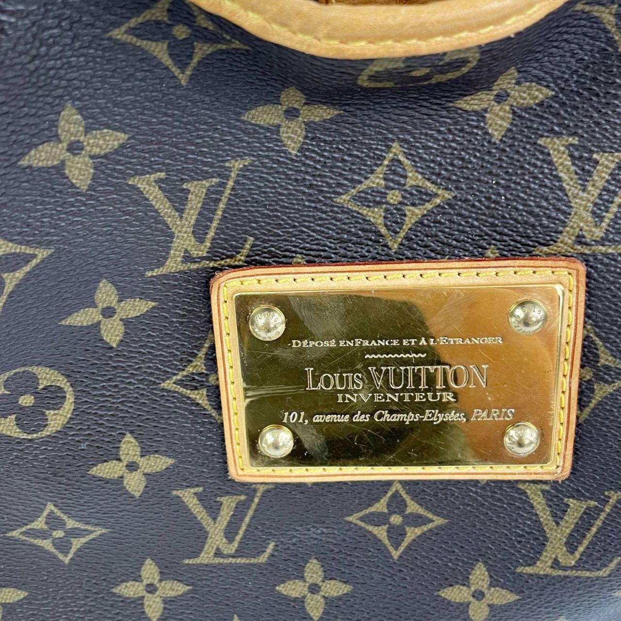 Bolsa Louis Vuitton Galliera GM Monograma