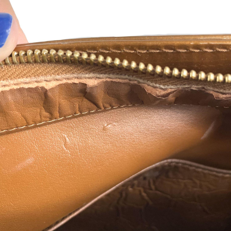 Bolsa Louis Vuitton Houston Verniz Monograma