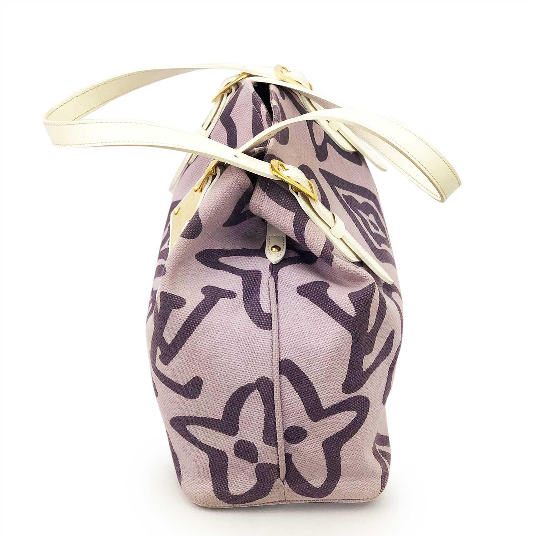 Bolsa Louis Vuitton Lilás