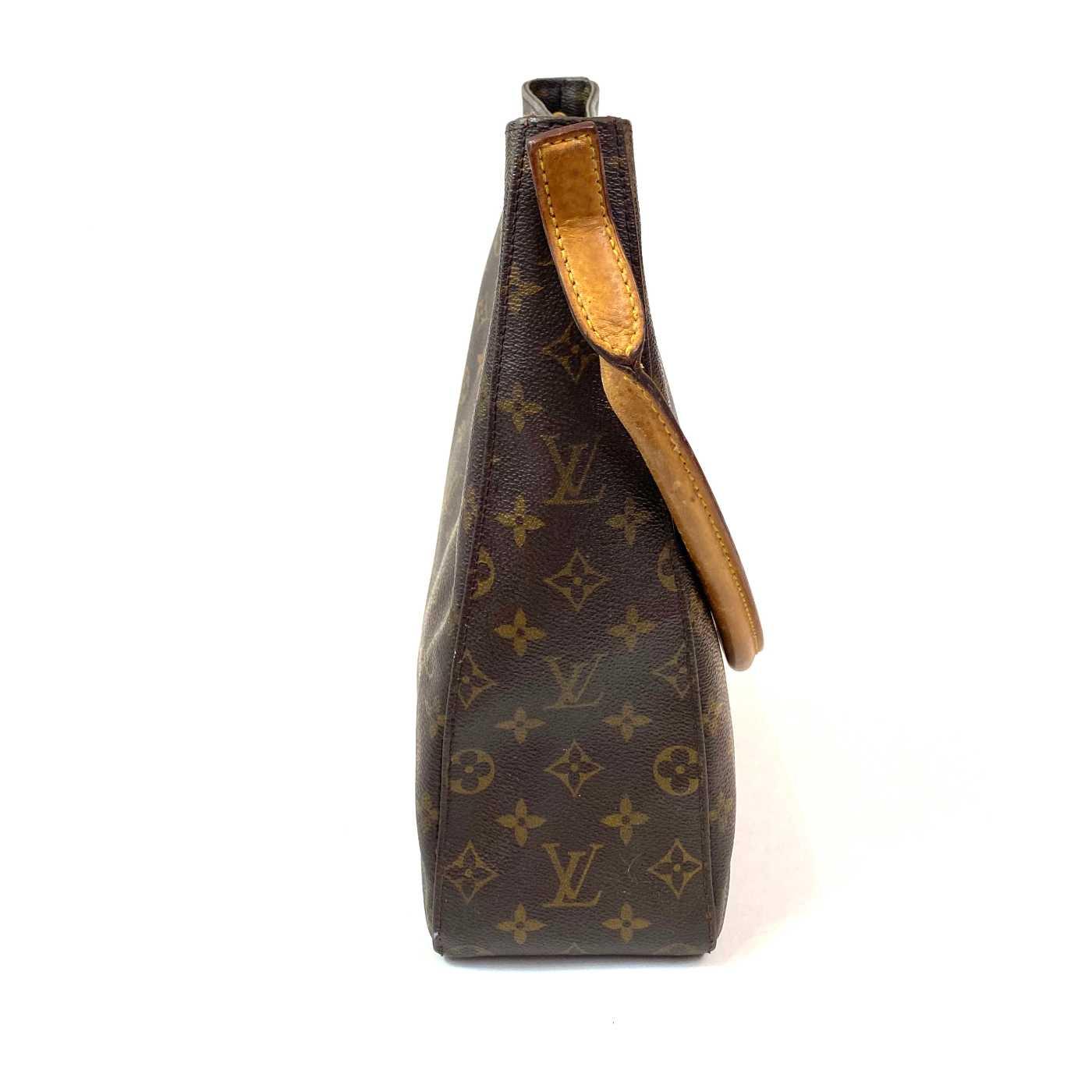 Bolsa Louis Vuitton Looping GM Monograma