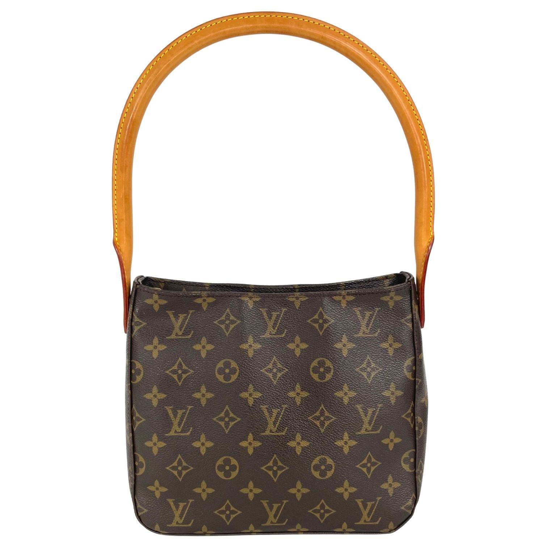 Bolsa Louis Vuitton Looping MM Monograma