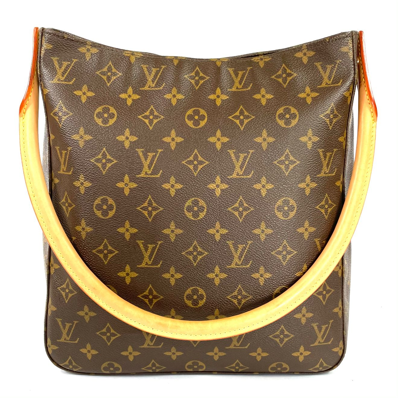 Bolsa Louis Vuitton Looping MM Monograma