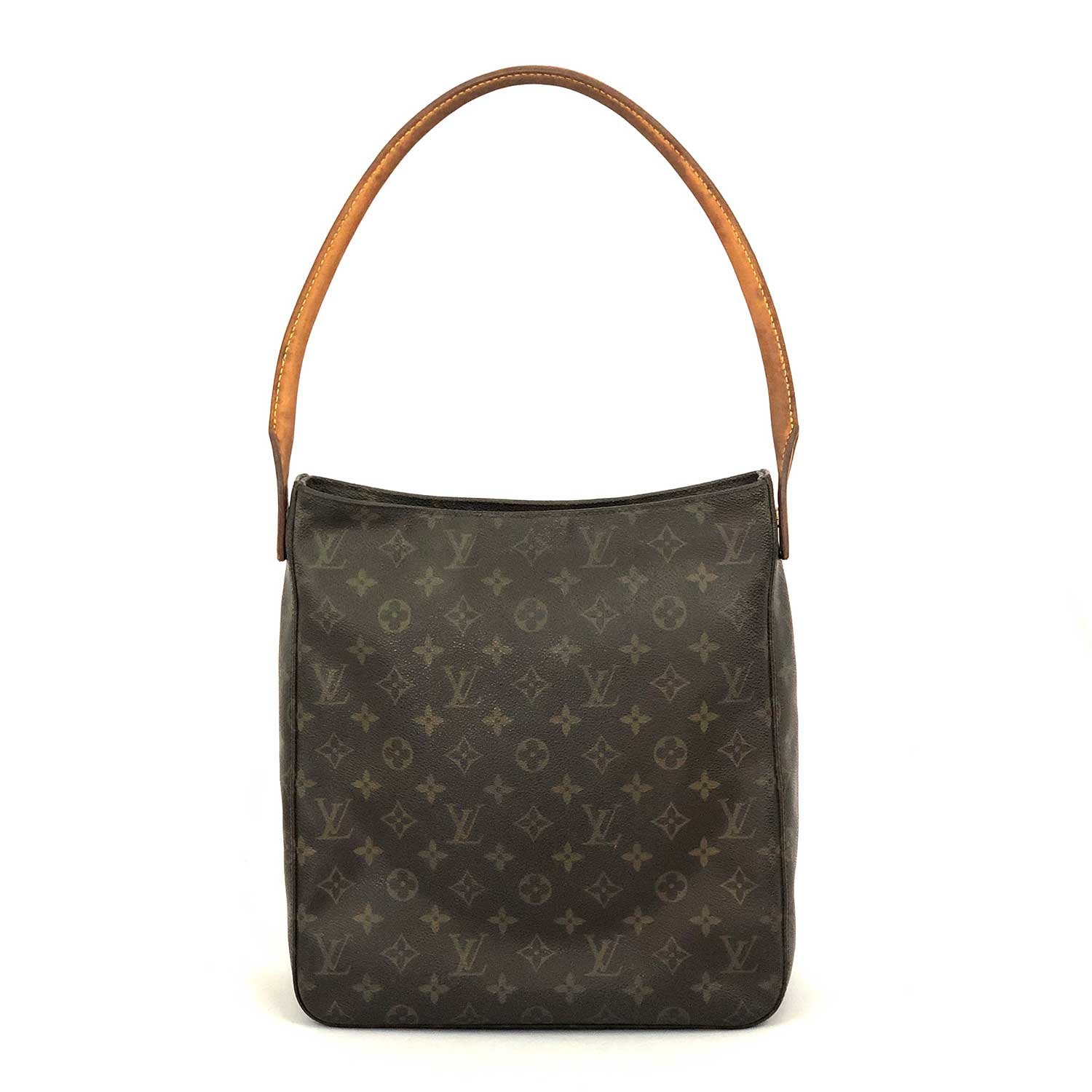 Bolsa Louis Vuitton Looping Monograma