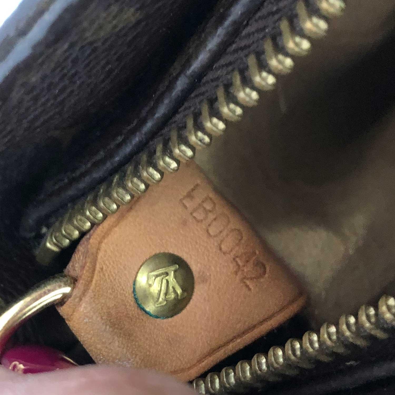 Bolsa Louis Vuitton Looping Monograma