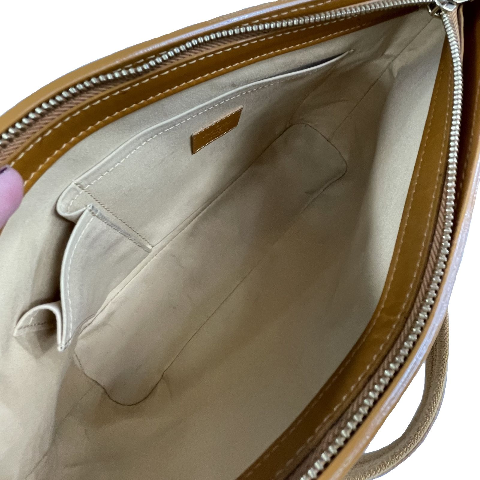 Bolsa Louis Vuitton Lucille Mini Lin