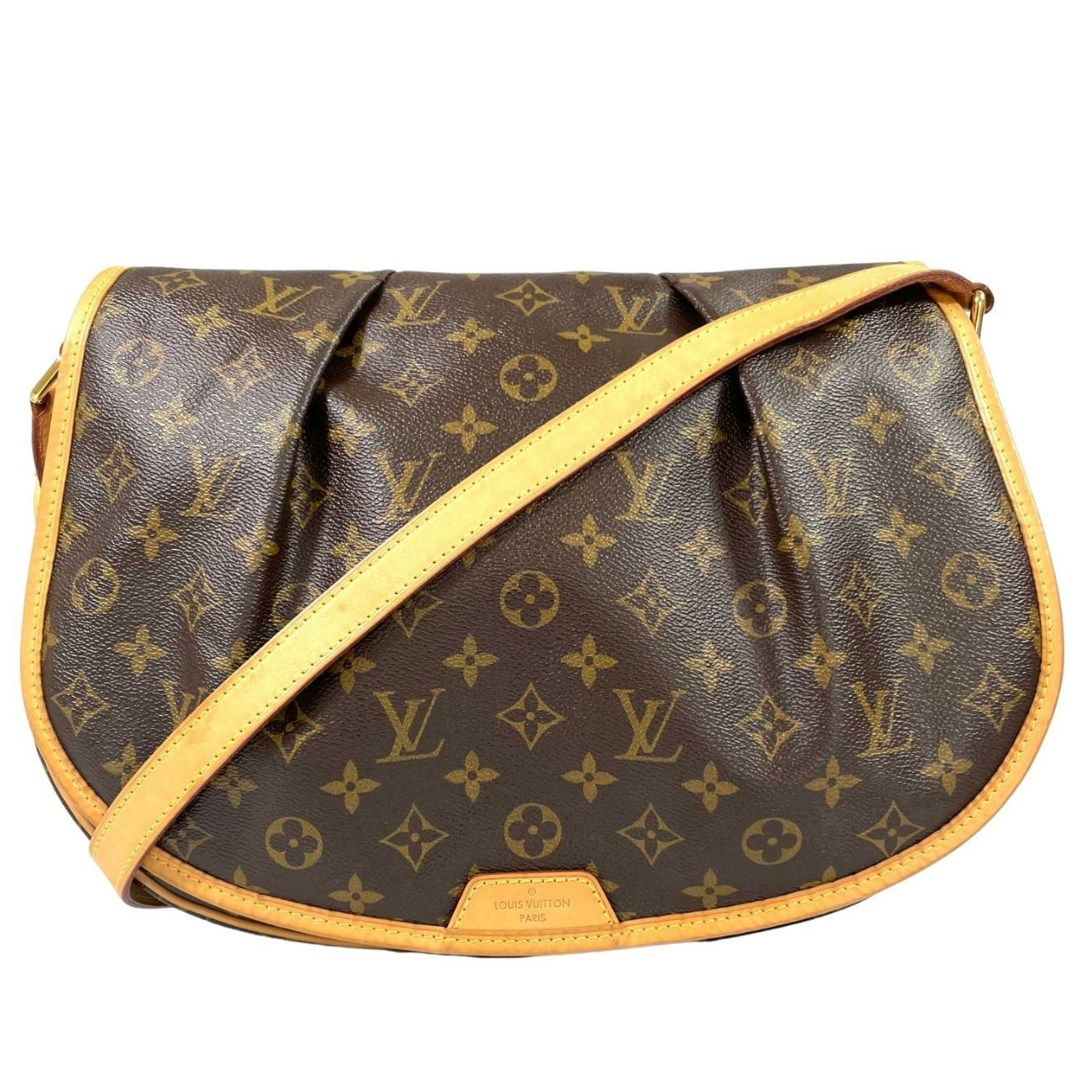 Bolsa Louis Vuitton Menilmontant MM Monograma