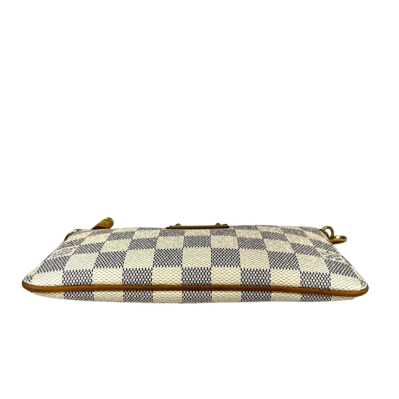 Bolsa Louis Vuitton Milla Damier Azur