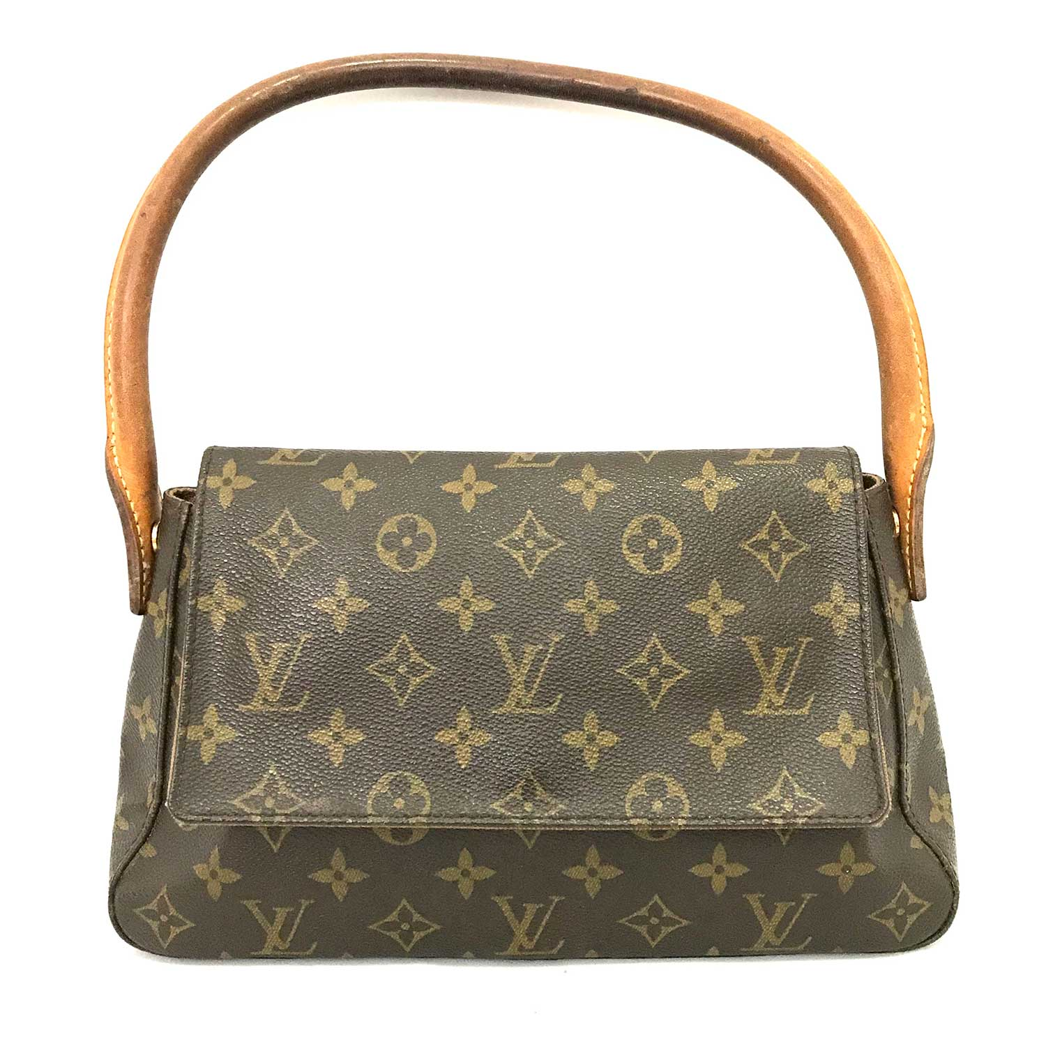 Bolsa Louis Vuitton Mini Looping Monograma