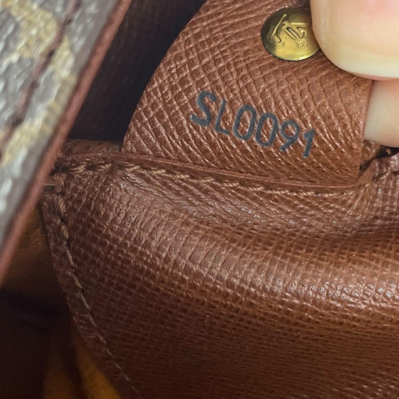 Bolsa Louis Vuitton Musette Salsa GM Monograma