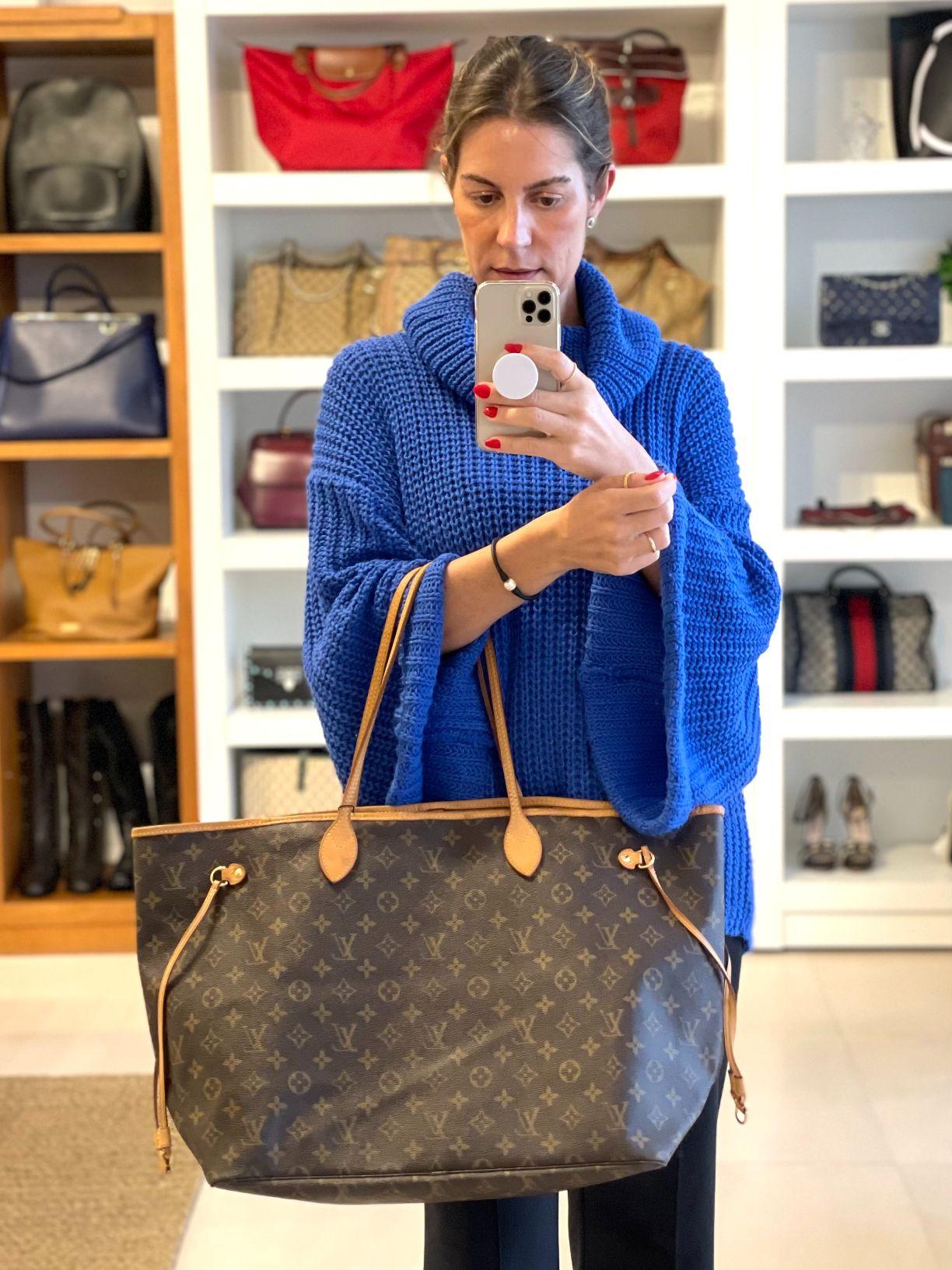 Bolsa Louis Vuitton Neverfull GM Monograma
