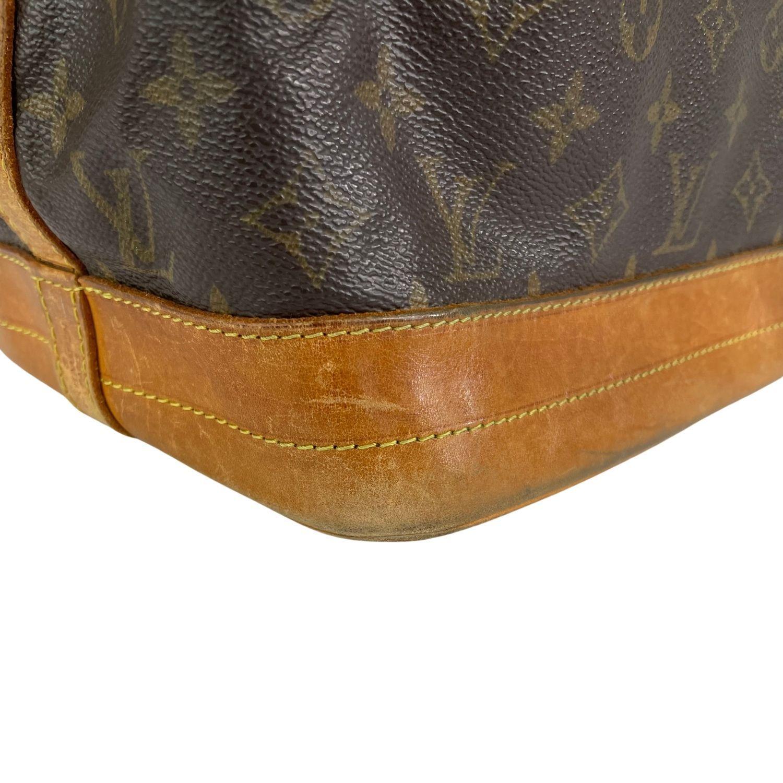 Bolsa Louis Vuitton Noé Monograma